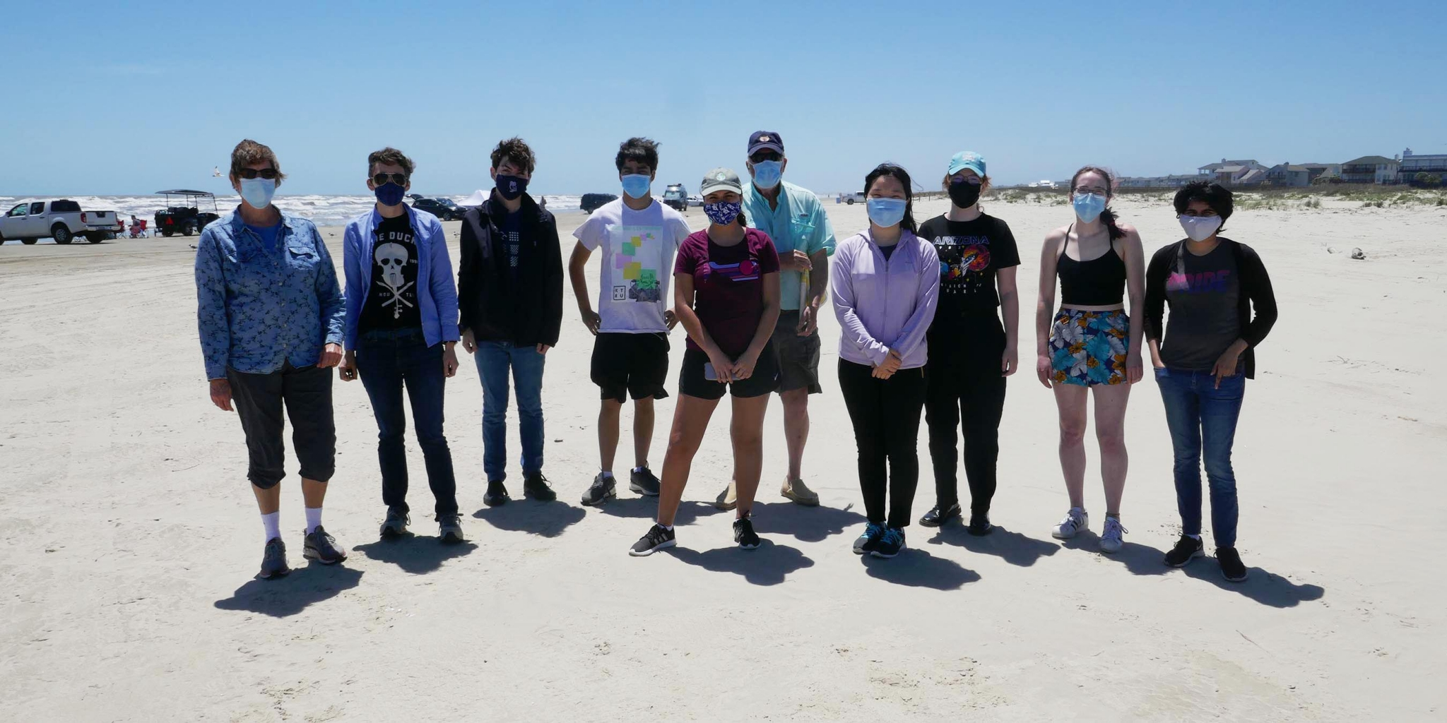 RUGS Field Trip to Galveston Island and the Upper Texas Gulf Coast
